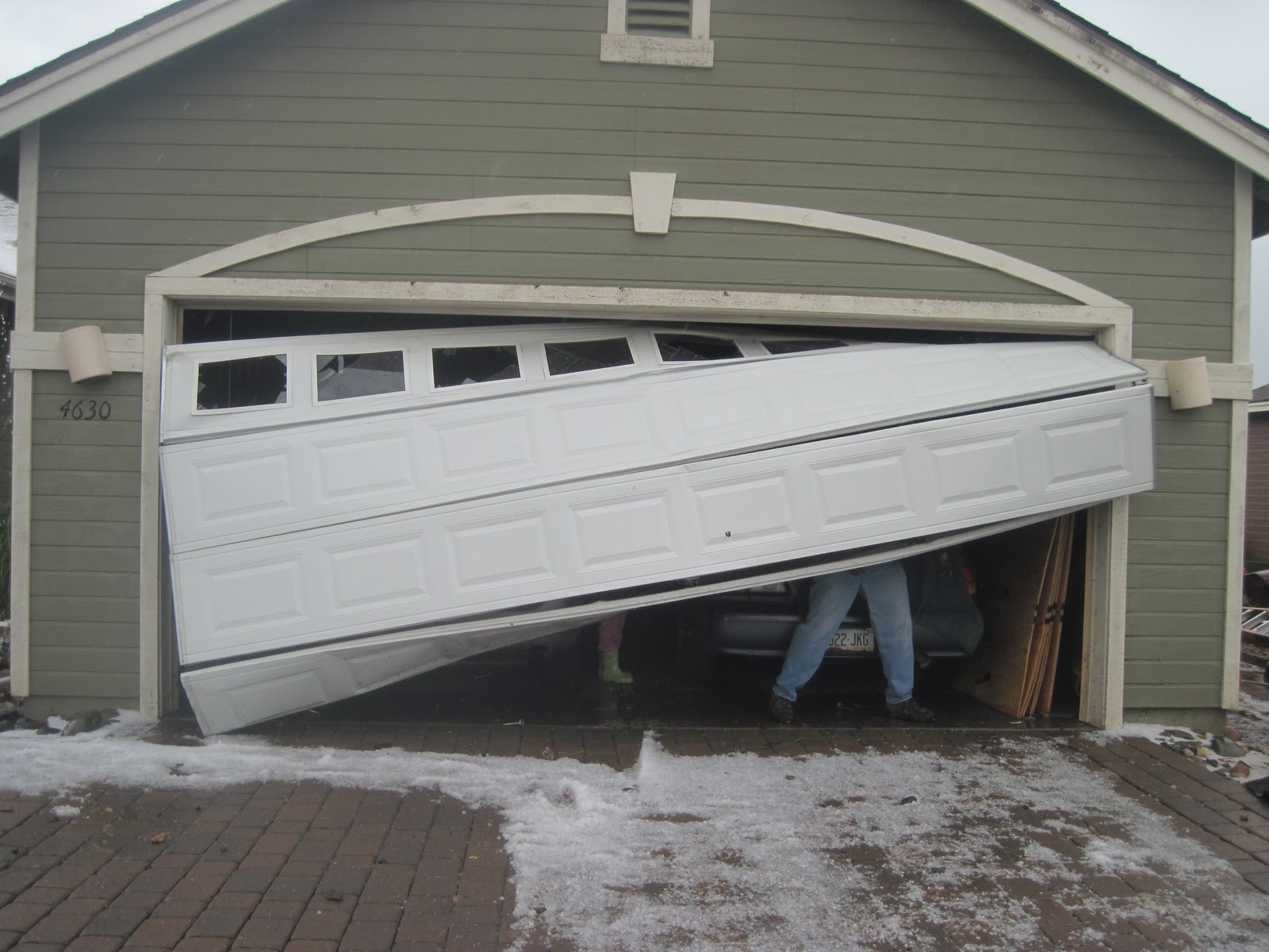 Garage Door Repair Derby CT - PRO Service
